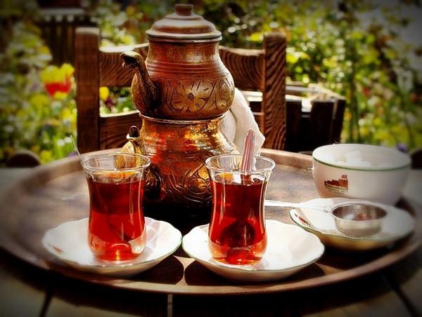 Как заваривать чай в турции