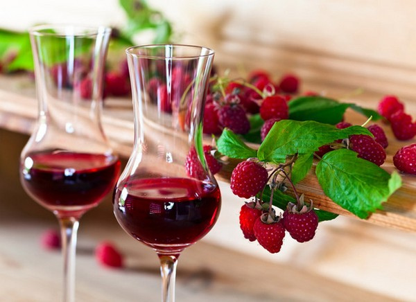 Вино из малины рецепт приготовления в домашних условиях