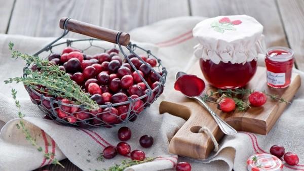 Морс из замороженной клюквы – 7 вариантов рецептов