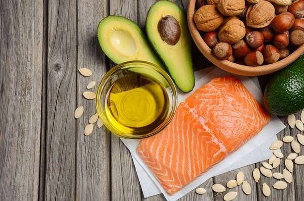 Продукты, богатые жирными кислотами