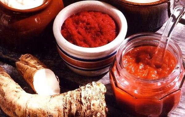 Приготовление острого соуса