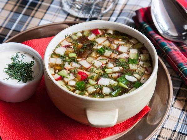 Любимый летний суп