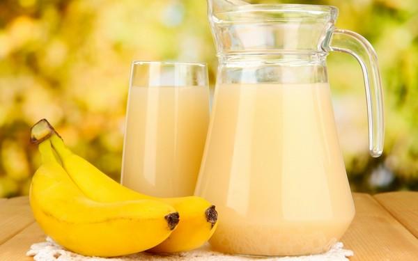 Сок из банана - это возможно?