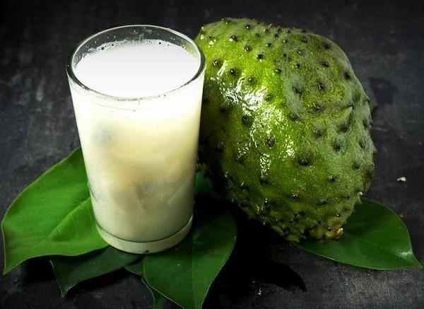 Гуанабана и ее сок