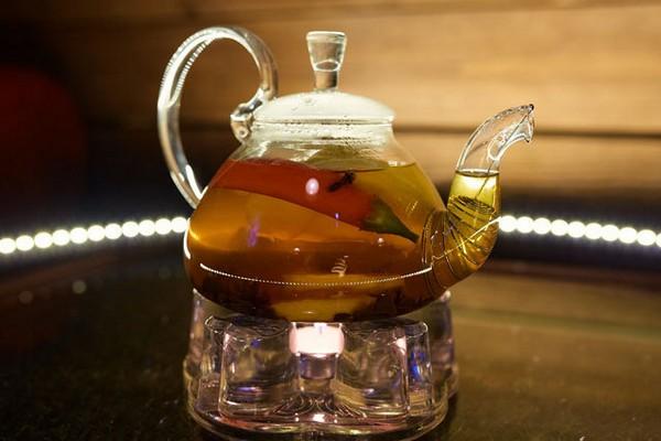 Чай с перцем-чили