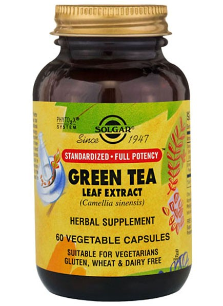 Green Tea от производителя Solgar