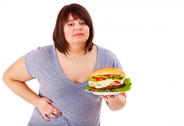 Последствия переедания