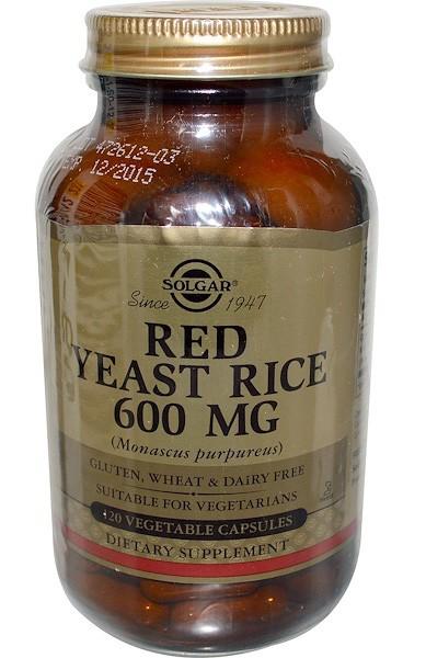 БАД с красным рисом