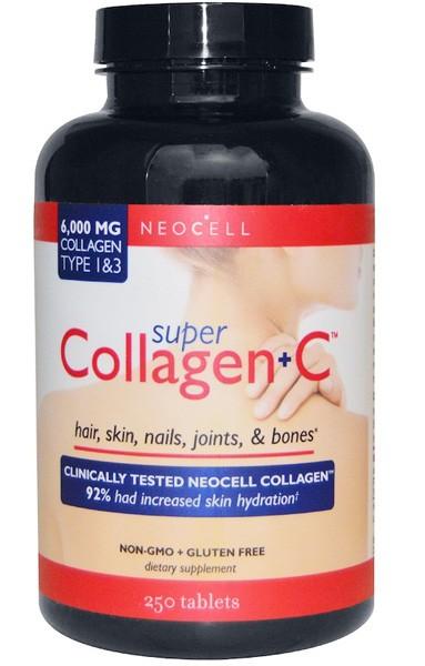 Коллаген + витамин С