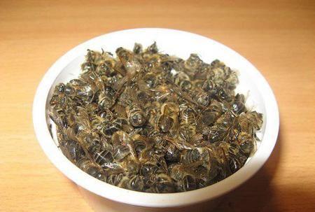 Тела пчел - полезное средство