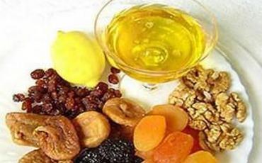 Смесь для иммунитета с медом