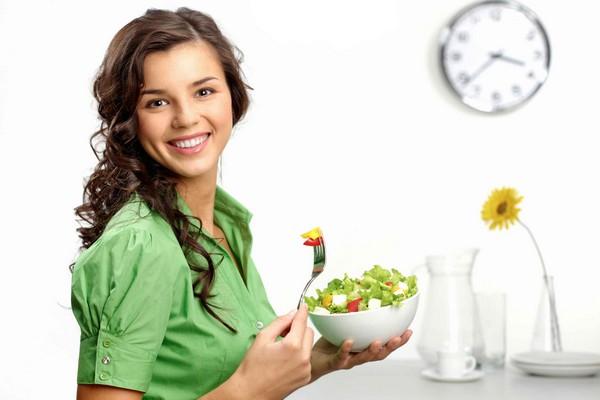 Овощи - самая диетическая группа продуктов