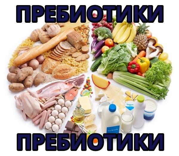 Что такое пребиотики