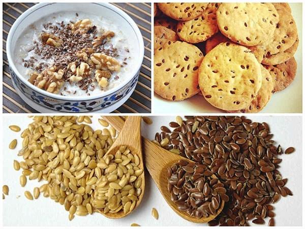 Семя льна - полезная добавка к пище