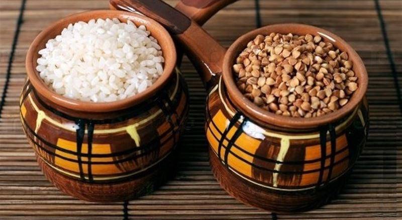 Рис или гречка?