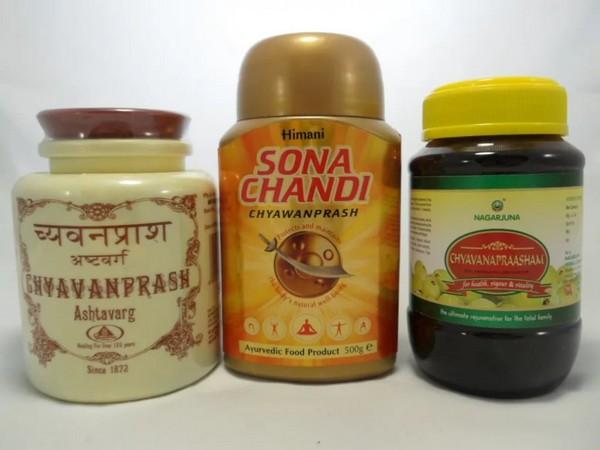 Чаванпраш Сона Чанди