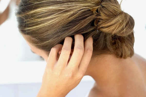 Крепкие корни волос