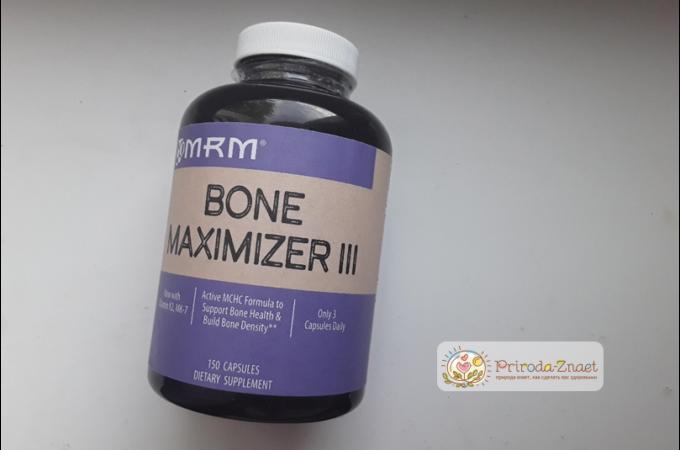MRM Bonemaximizer